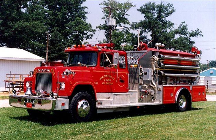 1984 Mack New Centreville PA