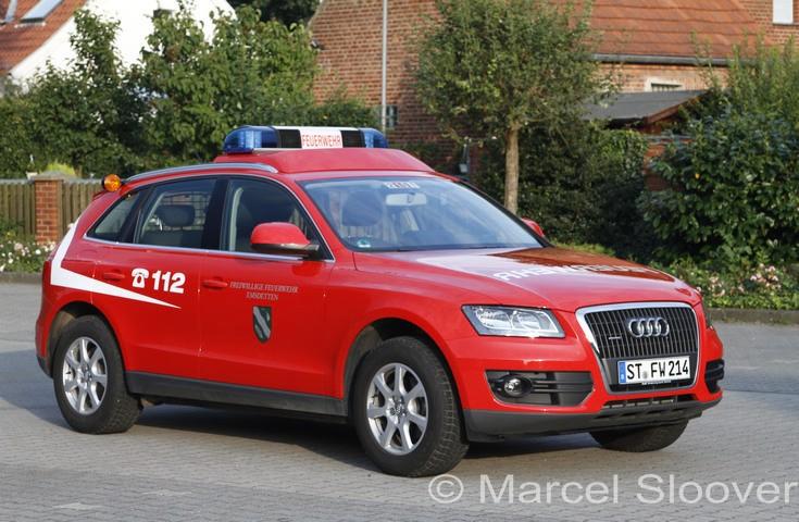 Feuerwehr Emsdetten Audi Q5 ST FW214
