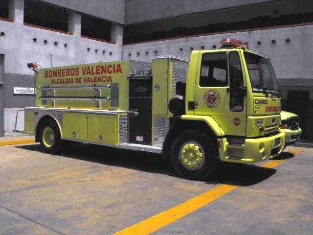 Fire Corp Municipal Valencia, Venezuela Ford