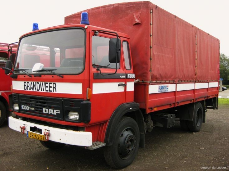 1986 DAF Truck 1300 Turbo