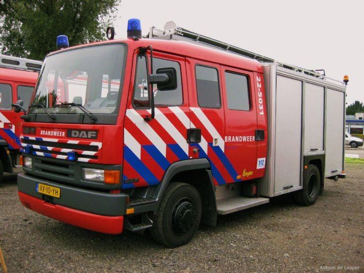 1993 DAF  45 160 Turbo,Ziegler, 22-5031