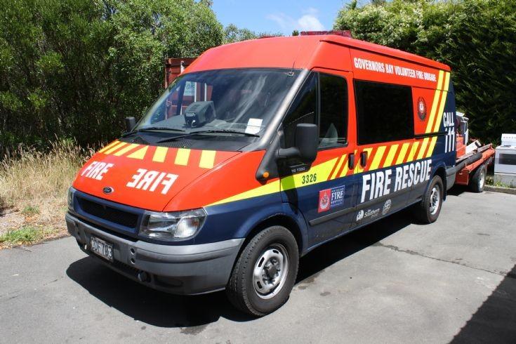 New Zealand Ford CDF703