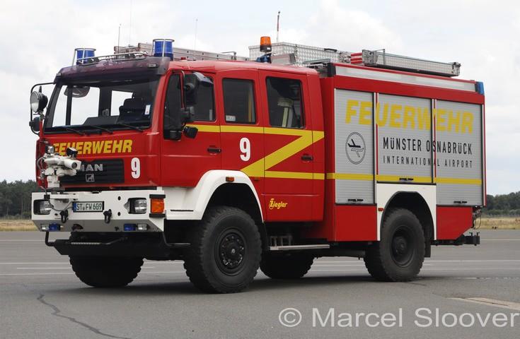 Flugfeld Munster Osnabruck MAN HTLF 24/30