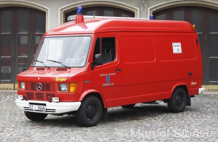 Feuerwehr Lengerich Mercedes GW-Mess