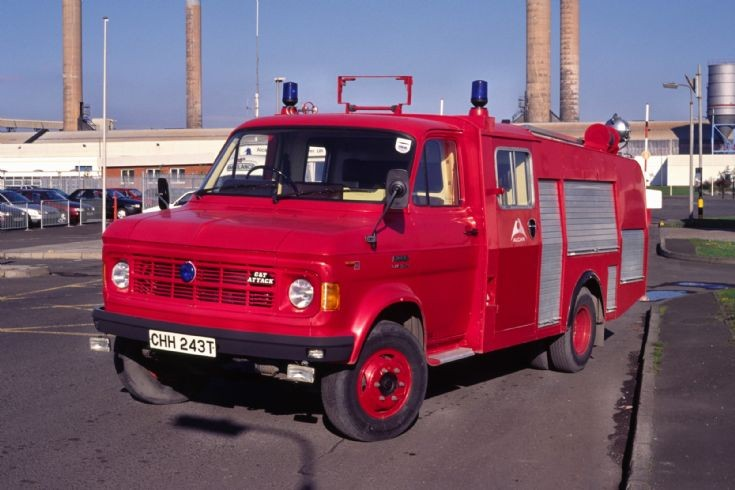 College Station Ford >> Fire Engines Photos - Ford 'A' series Blyth 1998 CHH243T