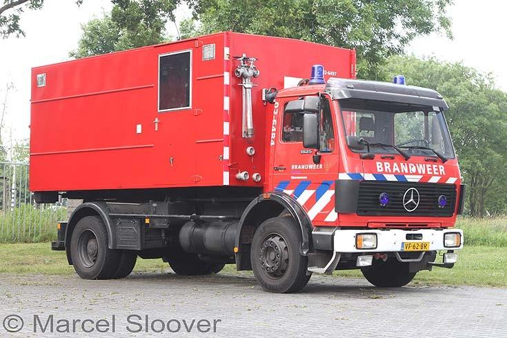 Brandweer Heerenveen Mercedes 02-6484