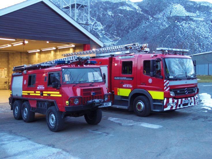 Blaenau Ffestiniog Fire Station