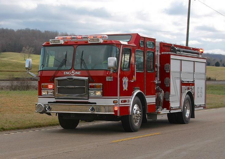 McMinn Co. Tennessee E-5