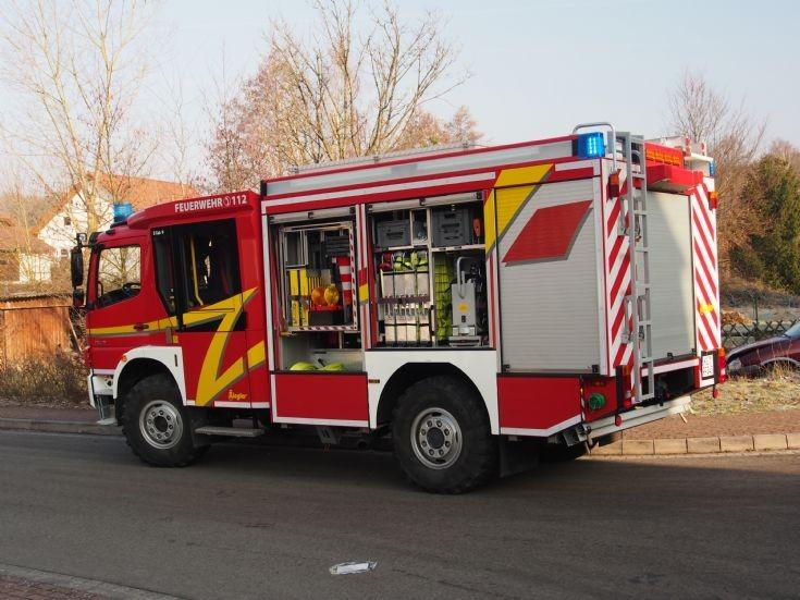 Mercedes 1329 Atego LF10/10 Ziegler