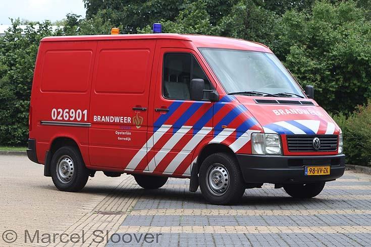 Brandweer Gorredijk VW LT