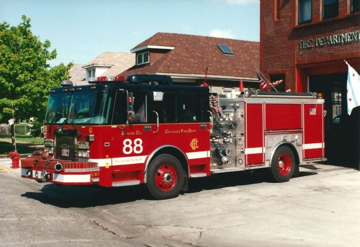 Chicago Fire Department Engine 88