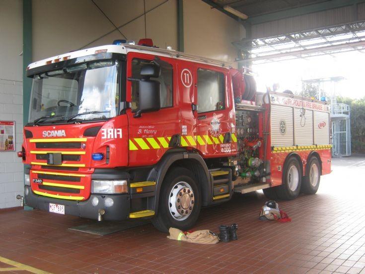 Melbourne MFB Epping Pumper-Tanker 11.