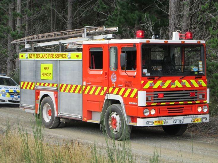 New Zealand Dennis CWJ283