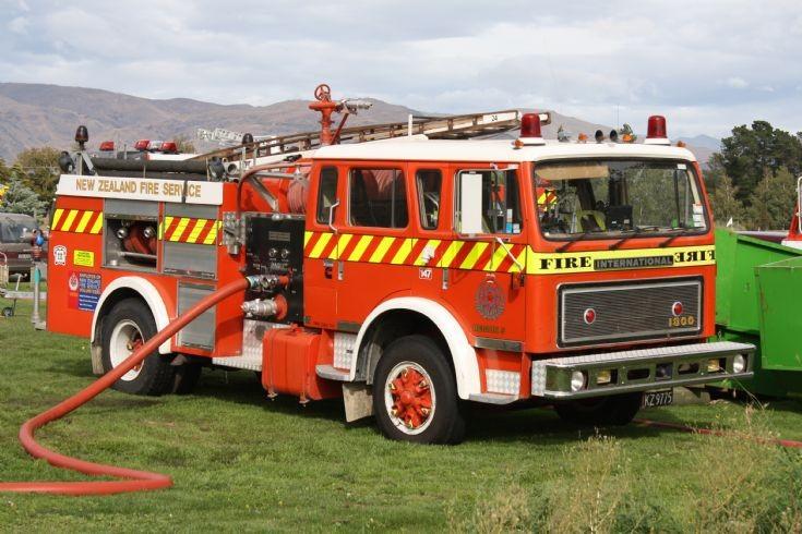 New Zealand International KZ9775