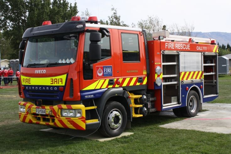 New Zealand Iveco FGY584