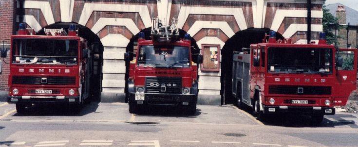 Last TL at H21 Bromley