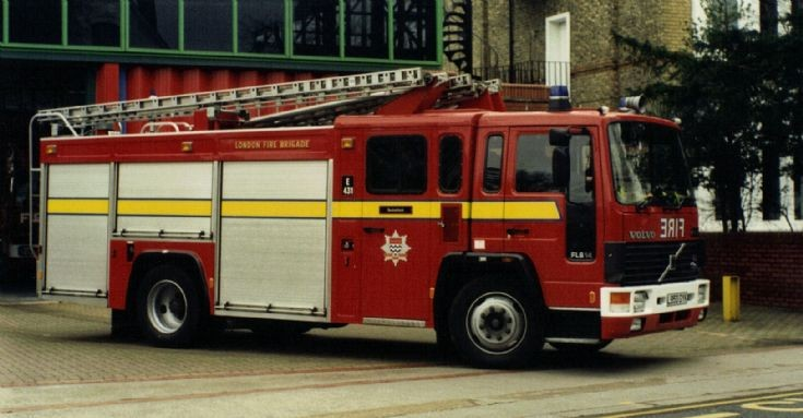 Beckenham Volvo PL L953GYK