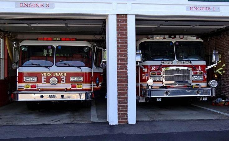 York Beach Maine engines 1 & 3