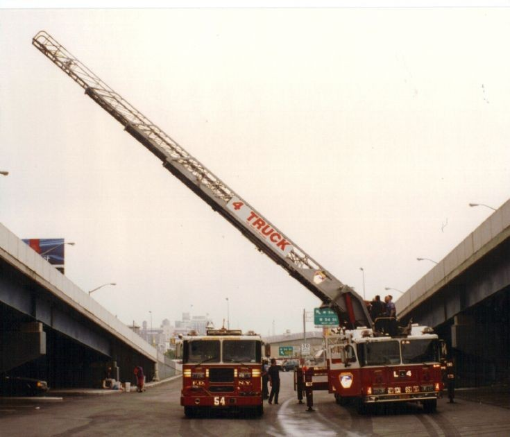 FDNY Engine 54 and Ladder 4