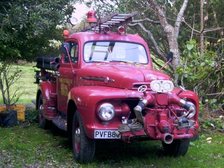 Ford V8 1955 Papatoetoe, Auckland, New Zealand