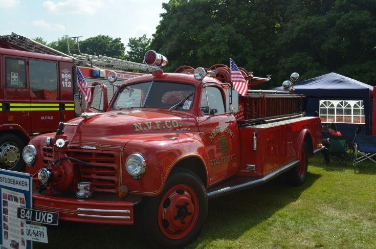 USA Fire 1 Studebaker 841UXB