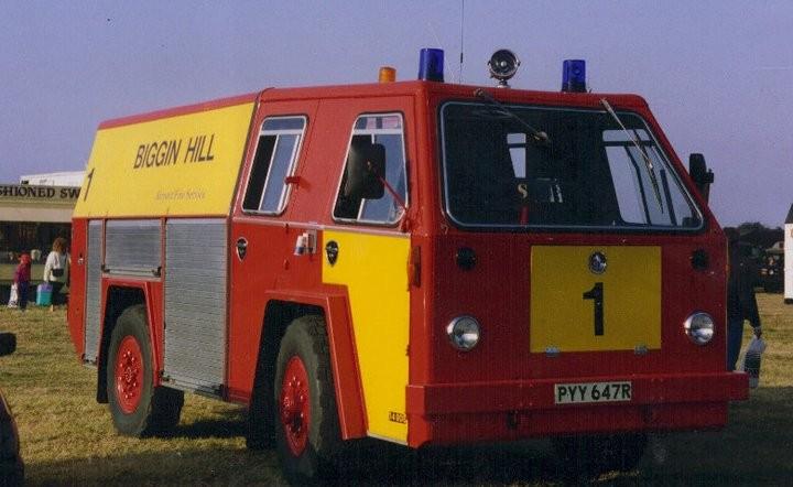 Biggin Hill Persuer RiV PYY647R