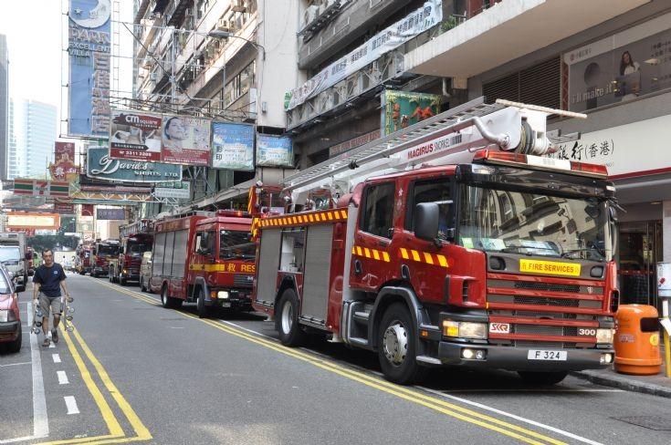 Hong Kong response
