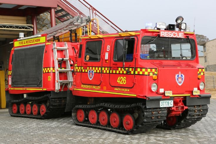 Fire & Rescue NSW Hugglands