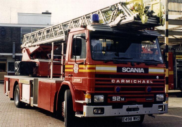 KFB Scania TL E498WKO