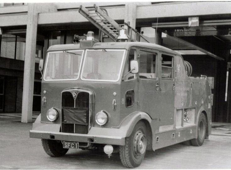 Oxford AEC Pump SFC1