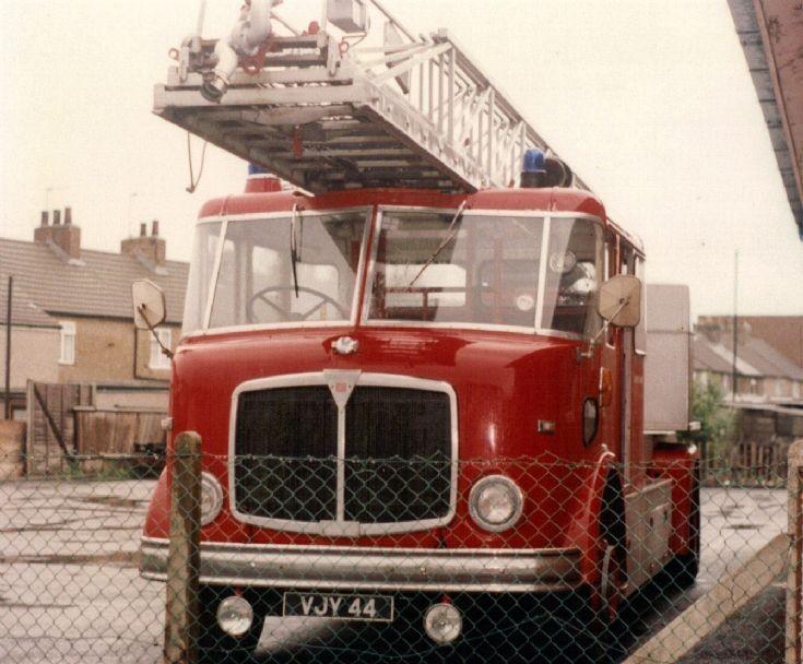 Plymouth AEC TL VJY44