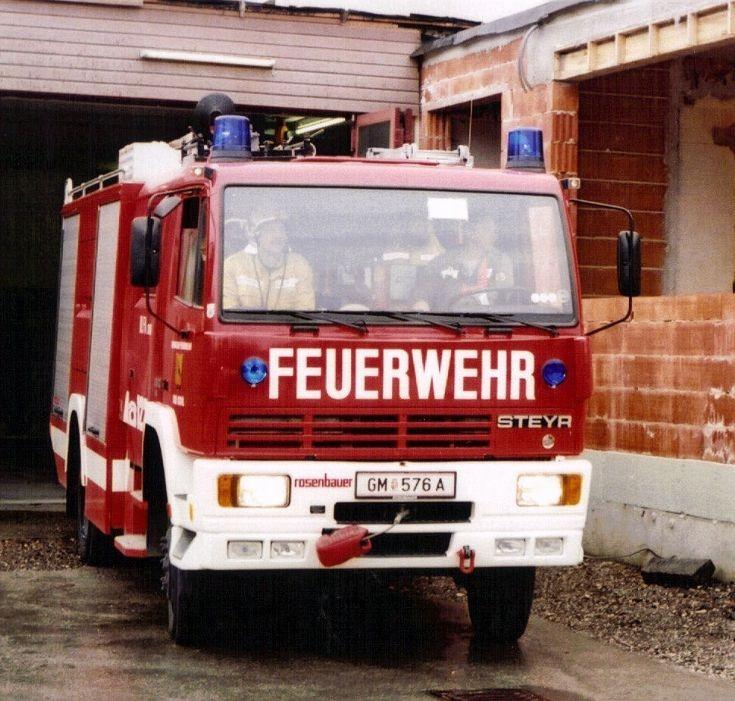 Austrian Steyr RLFA GM576A