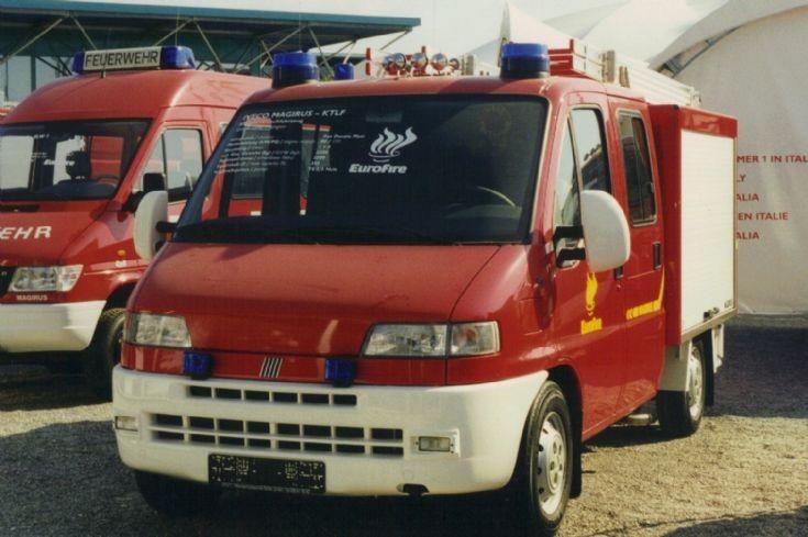 Fiat KTLF Interschutz