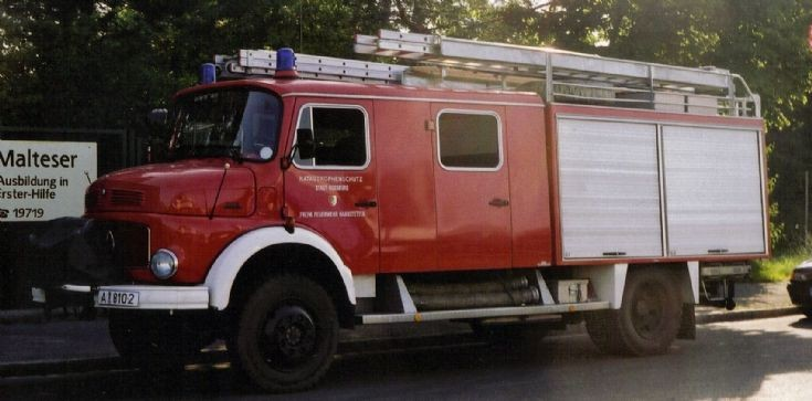 Augsburg LF16TS Mercedes