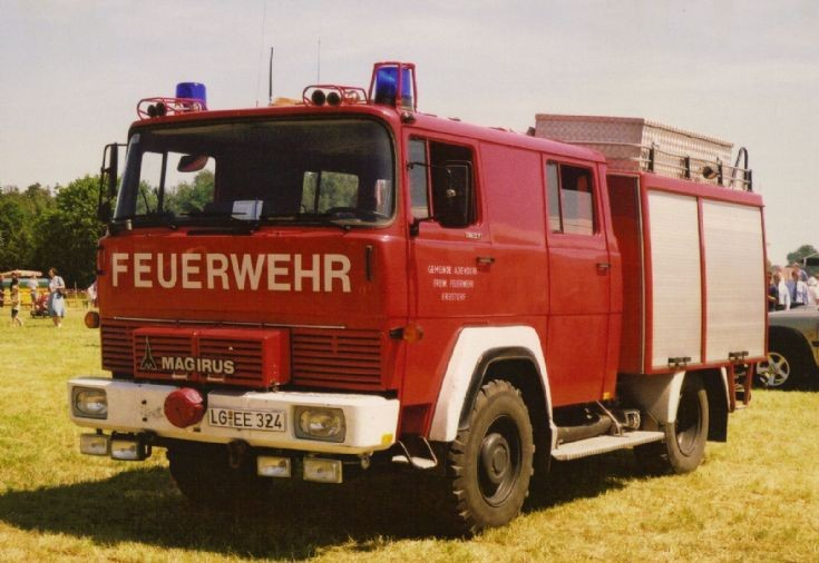 Magirus TLF (LG-EE 324) FF Adendorf