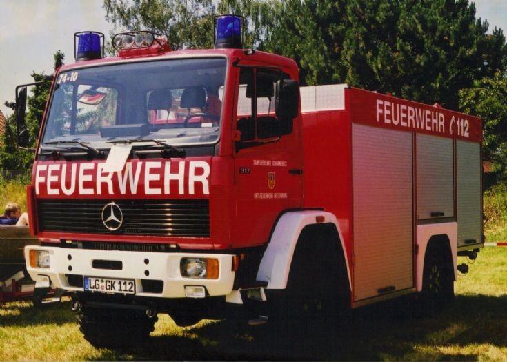 Mercedes TLF16 (LG-GK 112) Artlenburg