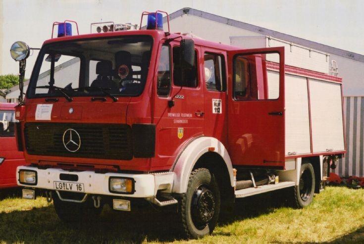 Mercedes TLF16 (LG-LV 16) FF Scharnbeck