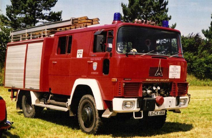 Magirus LF8s (LG-CX 666) Hohstorf