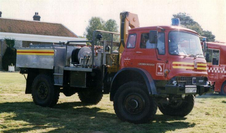 ESFB Bedford H4P B597GAP