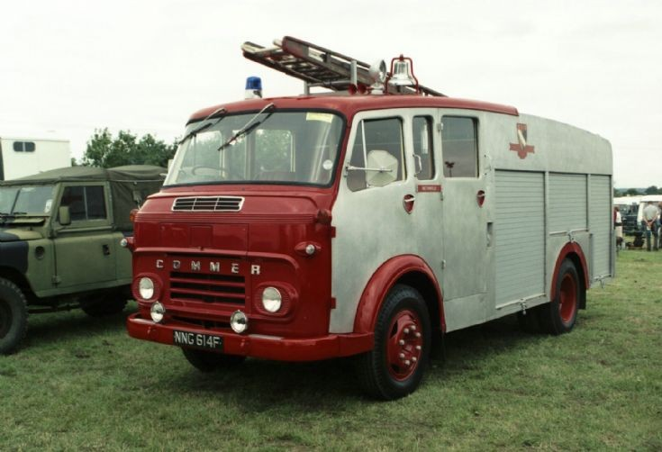 1967 Commer Fire Appliance NNG614F