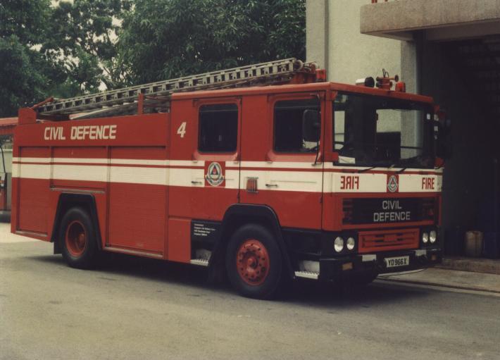 Singapore Dennis RS 133