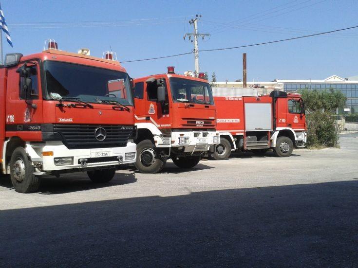 Koropi Fire Station line up