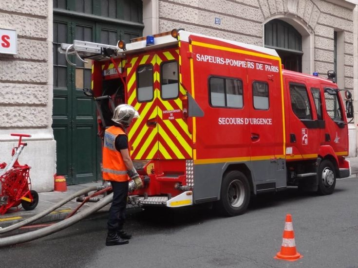 Renault PS 145 Paris FD