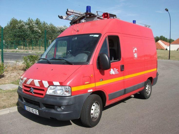 Calais Citroen SFT 3332VG62