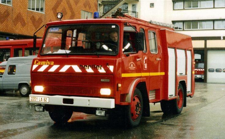 Bologne Berliet WrT 2201LA62
