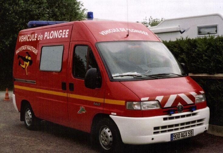 Normandy Peugeot Divers van 900AGX59