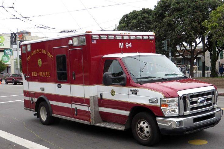 San Francisco Fire Department Medic 94