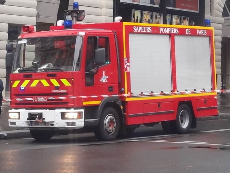 Iveco CD5 Paris FD - France