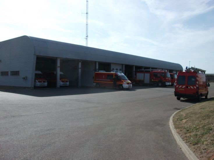Calais Fire and Rescue Station