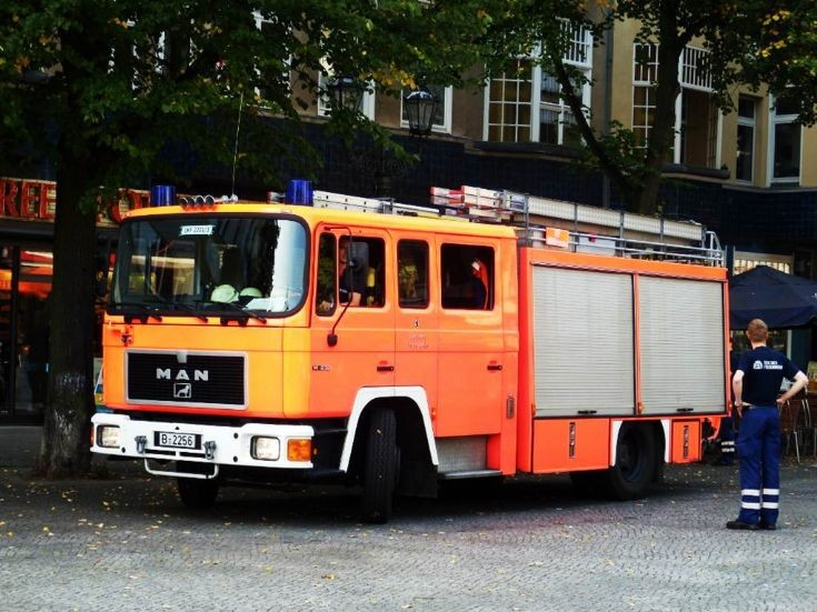 MAN Pumper LHF - Berlin